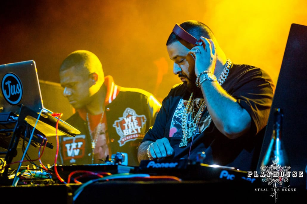 DJ Khaled Performs Playhouse Hollywood