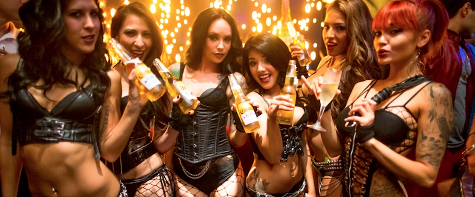 Playhouse Hollywood Bottle Service Hosts Your VIP Nightlife