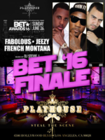 BET Experience Finale Party 2016