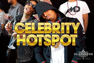 Playhouse LA best celebrity nightlife destination