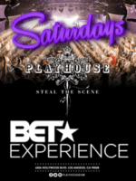 Playhouse Hollywood BET Saturday 2016