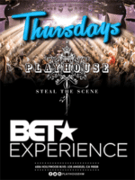 Playhouse Hollywood Thursday BET Weekend 2018