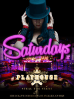 Playhouse Hollywood Club Events