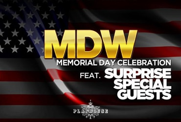 Playhouse Nightclub Memorial Day Weekend