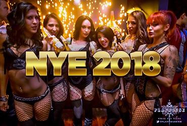 NYE 2018 Playhouse