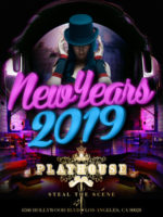 Playhouse Hollywood New Years 2019 Tickets