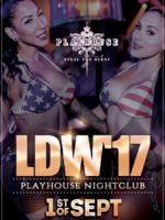 Playhouse | Labor Day Weekend Friday