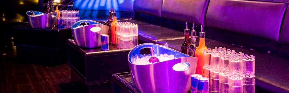 Playhouse Bottle Service VIP Table Prices