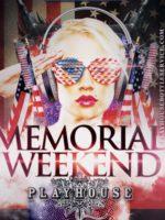 Playhouse Hollywood Memorial Weekend Friday