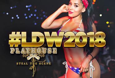 Playhouse Nightclub | Labor Day Weekend